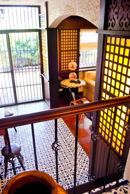 MCK Interior Design Lab Designers Decorators Traditional Filipino Residence Patio