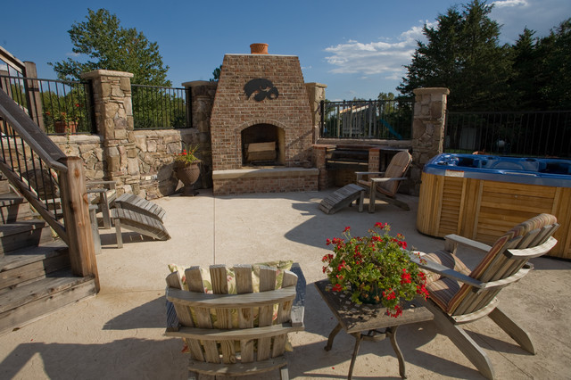 Misc. Projects traditional-patio