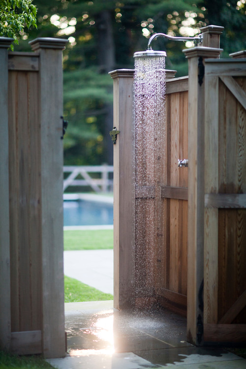 Nice Weekend Design: Why You Should Invest In An Outdoor Shower   Times Of San  Diego