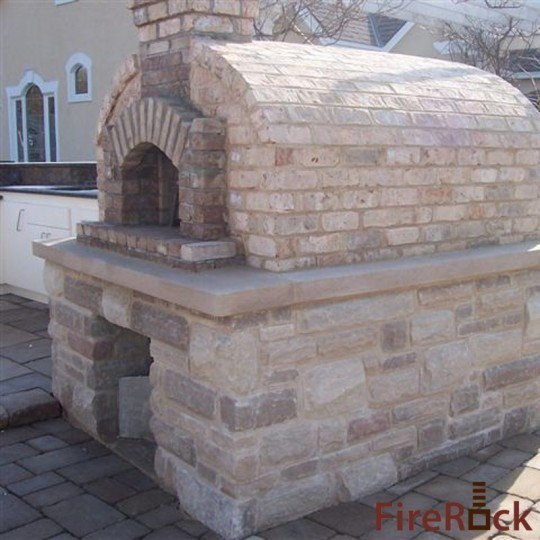 outdoor oven traditional patio birmingham by