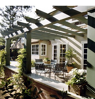 Ana Williamson Architect-Dana Avenue traditional-patio
