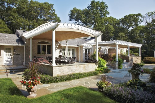 Charming Need A Retractable Awning Over A Hot Tub