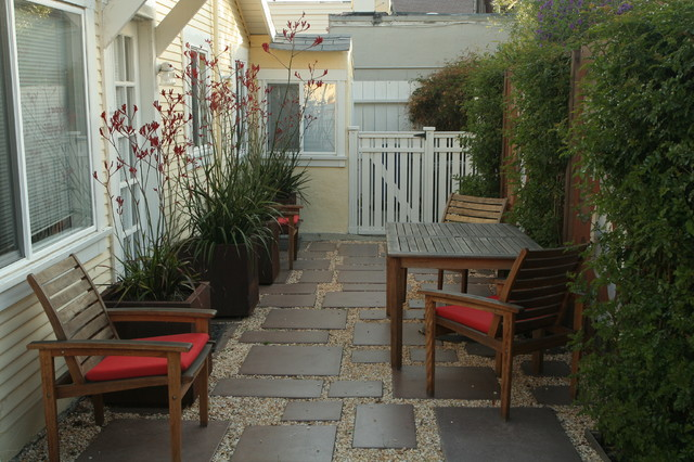 Amazing Cottage Update Traditional Patio