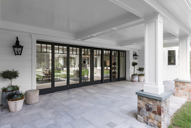 Gentil Transform Your Room With Pella® Architect Series® Multi Slide Patio Doors  Traditional