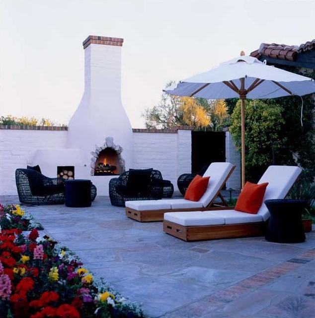 Desert Oasis mediterranean-patio