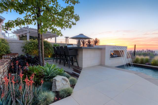 Turtle Ridge Remodel Contemporary Patio Orange County By Studio H Landscape Architecture