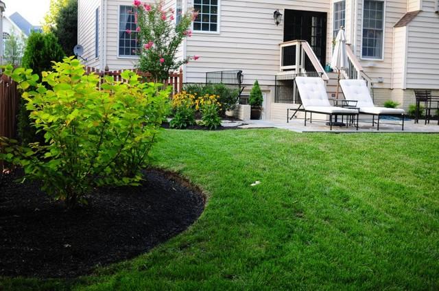 Tyndall Residence contemporary-patio