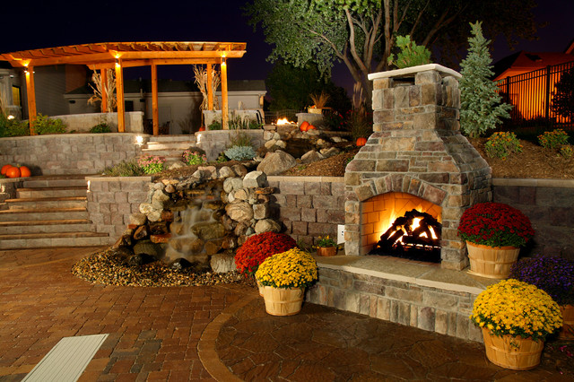 Ultimate Backyard Challenge Traditional Patio