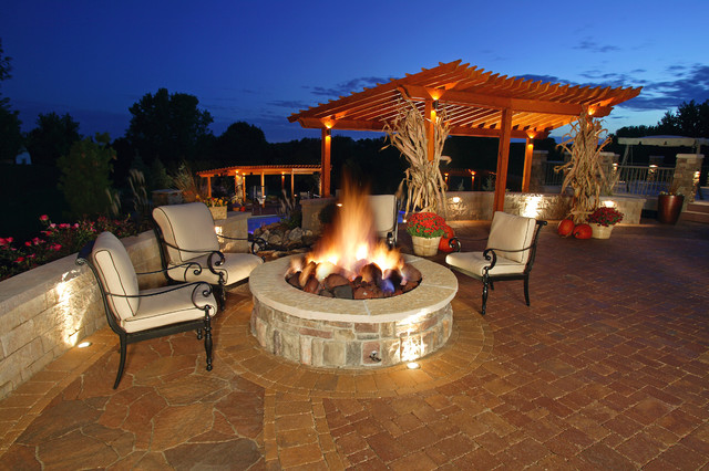 Captivating Ultimate Backyard Challenge Traditional Patio