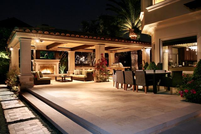 Urban Landscape Design & Construction mediterranean-patio