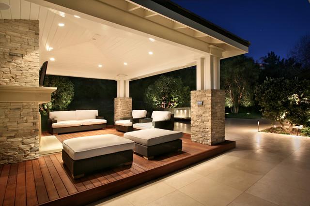 Urban Landscape Design & Construction contemporary-exterior