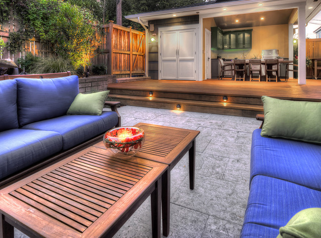 Urban Outdoor Living - Contemporary - Patio - seattle - by ... on Urban Living Outdoor id=69838