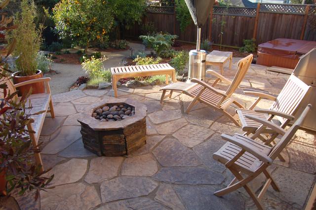 Urban Retreats contemporary-patio