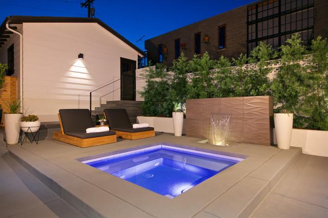 Urban Spa Retreat   Contemporary   Patio   San Diego   By ...