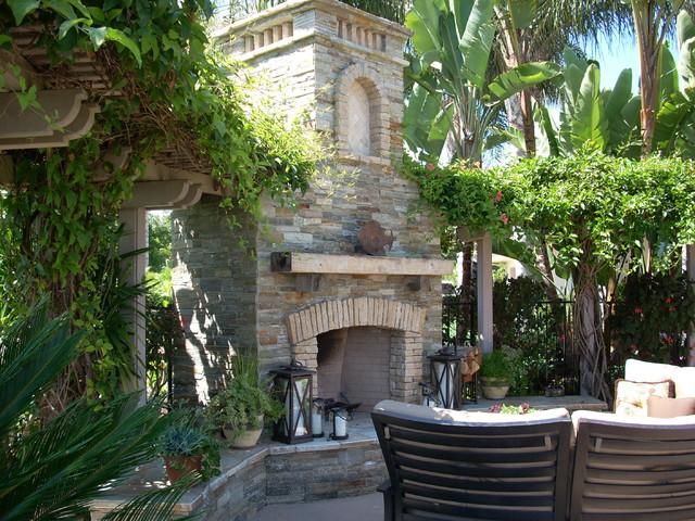 Van Slyke Landscape traditional-patio