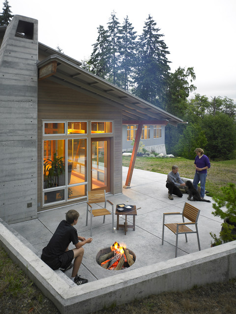 Bon Contemporary Patio By Goforth Gill Architects