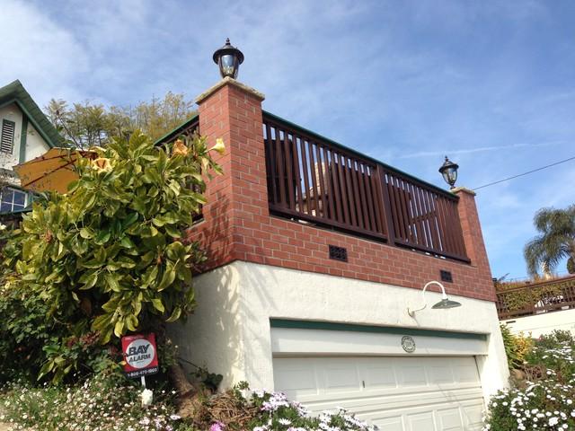Ventura Deck traditional-patio