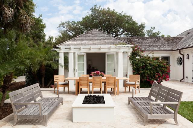 Vero Beach, FL Beach Style Patio