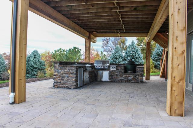Gretna outdoor kitchen patio patio omaha de for Outdoor kitchen omaha