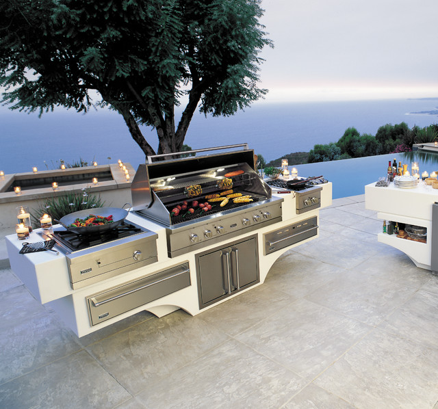 Viking Kitchens Modern Exterior Los Angeles By Universal Appliance And Kitchen Center