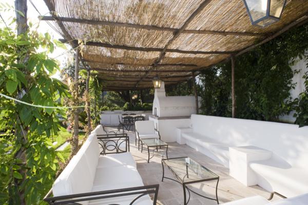 Villa Ferraro, Capri - Italy mediterranean-patio