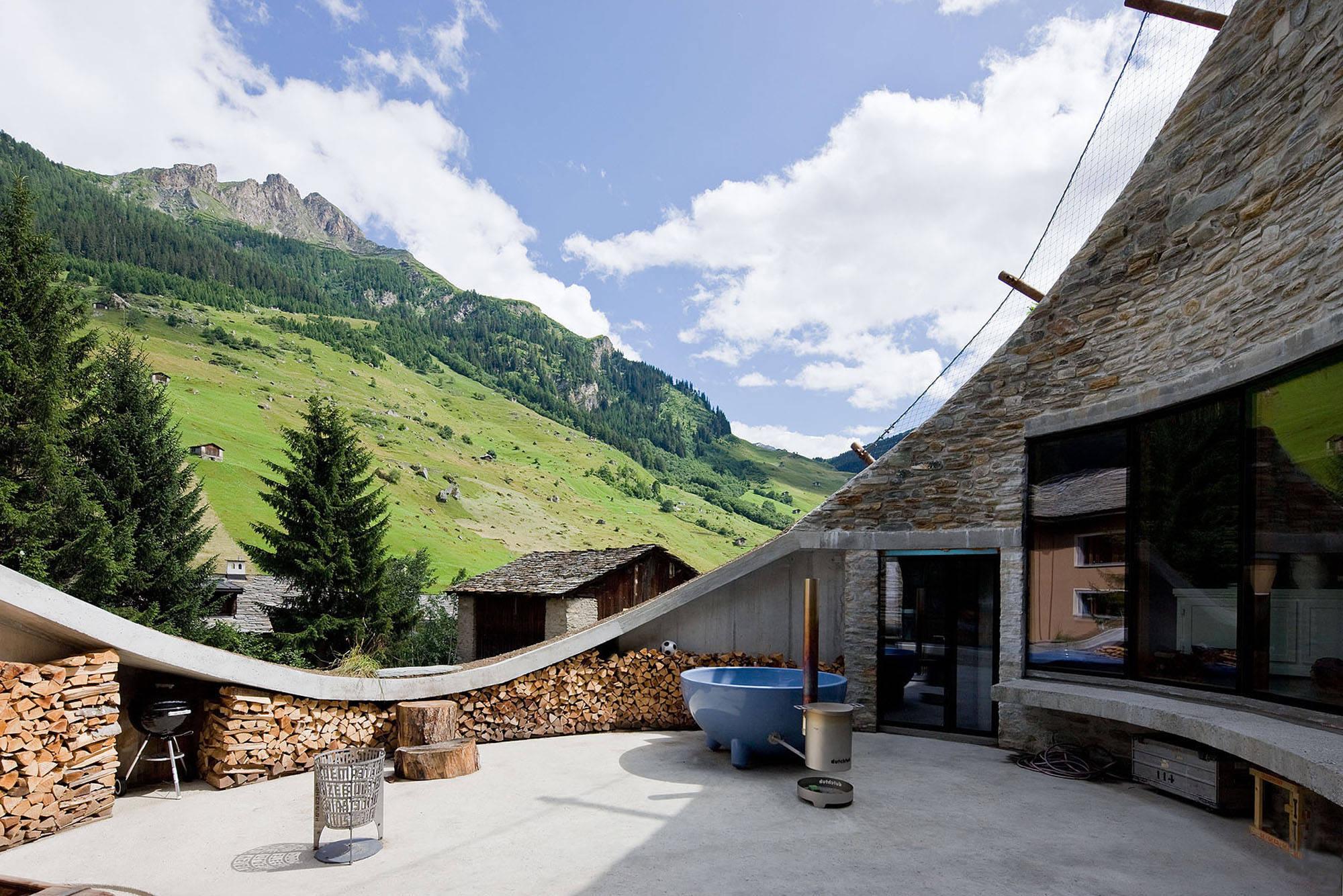 Швейцария дом для жизни купить дом в касабланке