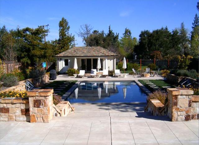 W. Jeffrey Heid - Landscape Architect/Designer traditional-patio