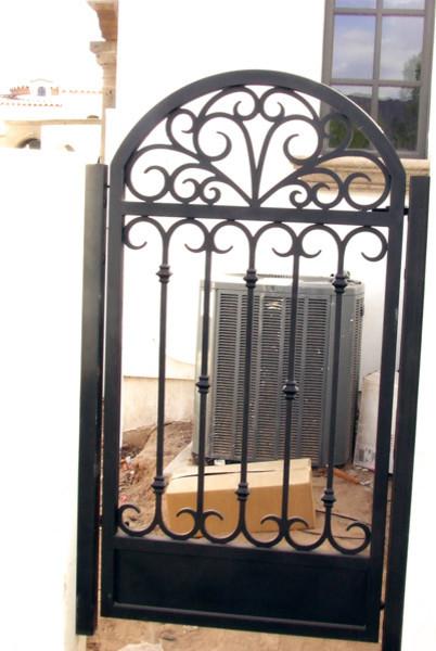 Walkway And Garden Gates Patio