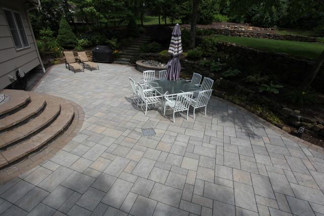 Wayne Home traditional-patio