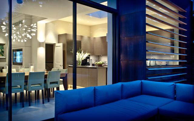 Westbourne Grove, London contemporary-exterior