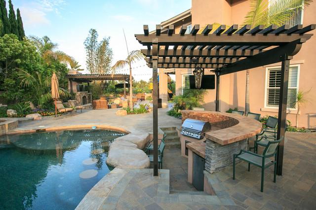 Western Outdoor Designs Bbq Island Outdoor Kitchens