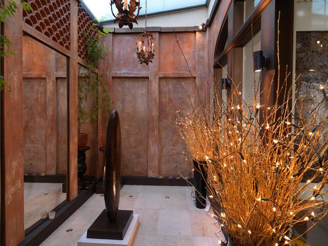 Westminster Apartment contemporary-patio