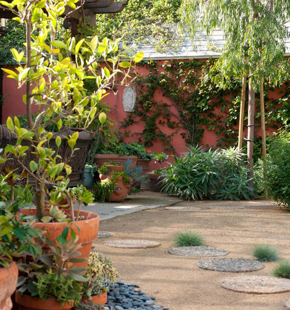 westwood eclectic-patio