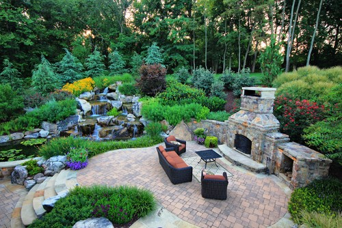 ... Garden Design with Beautiful Landscaping Design Ideas u My Simple  Minded Life with Nice Backyard Landscaping