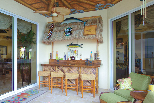 Home Remodeling in Gulf Harbour, Fort Myers, FL beach-style-patio