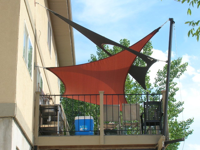 Superieur Wicked Shade Projects Eclectic Patio