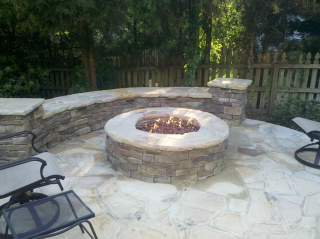 Wild Dove traditional-patio