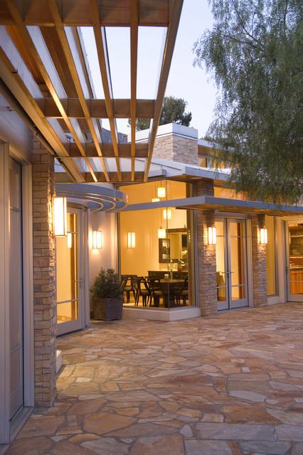 William Hefner Architecture Interiors & Landscape contemporary-patio