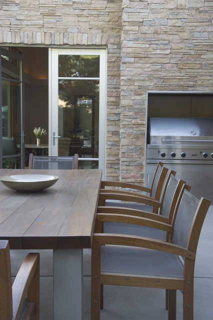 William Hefner Architecture Interiors & Landscape contemporary patio