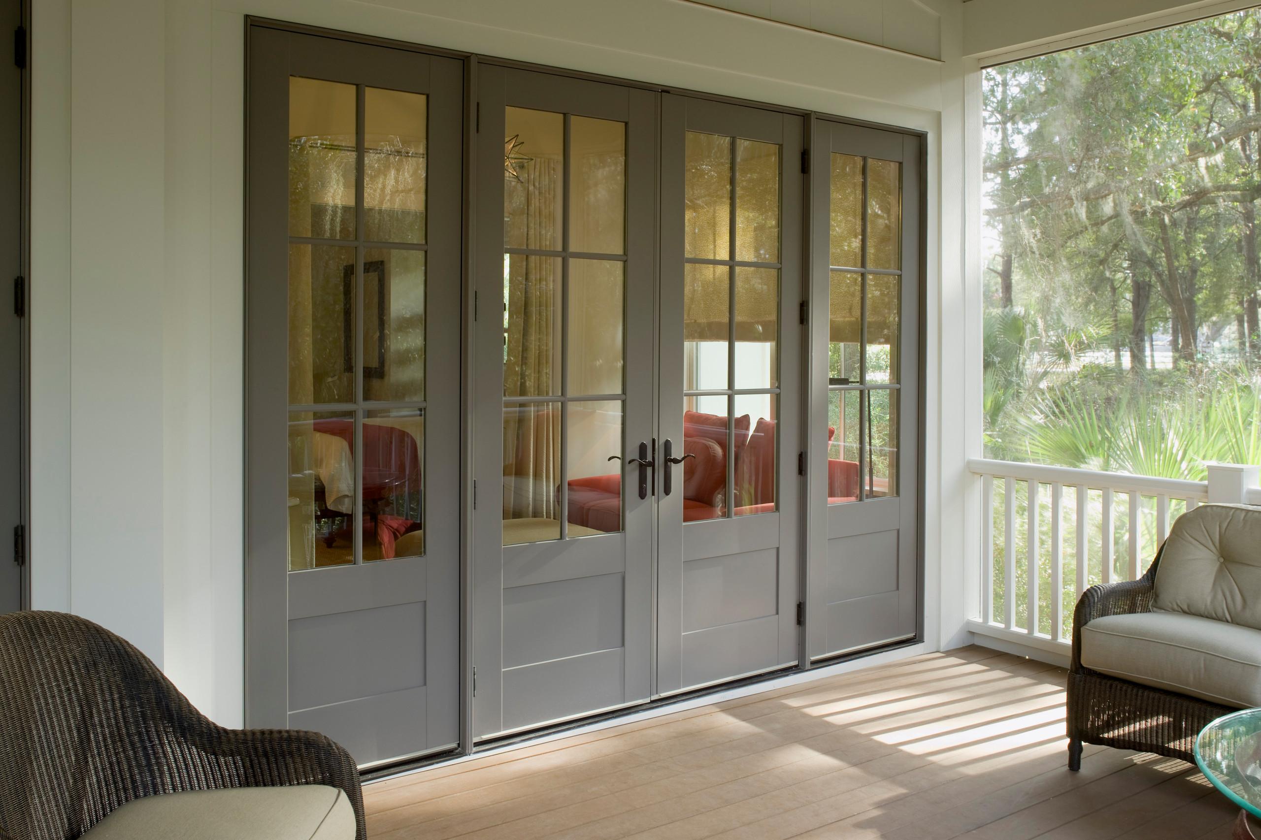 Exterior French Door Ideas Houzz