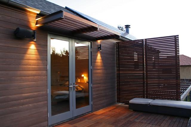 Wine Country Modern modern-patio