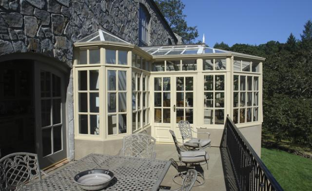 Wm. F. Holland/Architect/projects traditional-patio