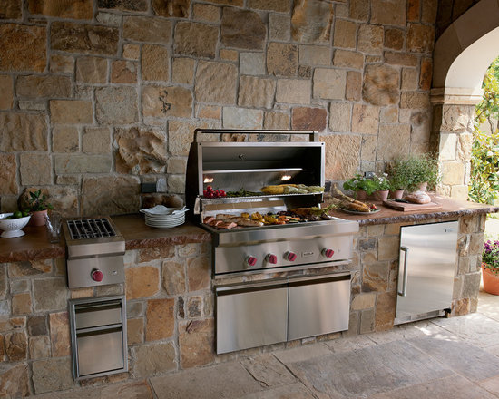 """Wolf 42"""" Outdoor Gas Grill, Stainless Steel, Natural Gas or LP Gas, OG42 - Wolf 42"""" Outdoor Gas Grill, Stainless Steel, Natural Gas or LP Gas, OG42"""