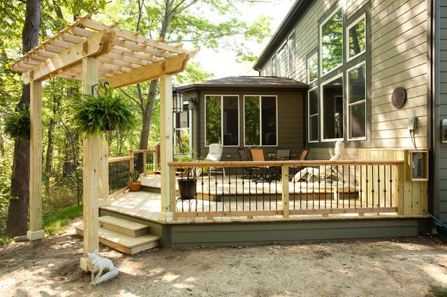 Woodruff Lane 4 Season Porch Deck Addition