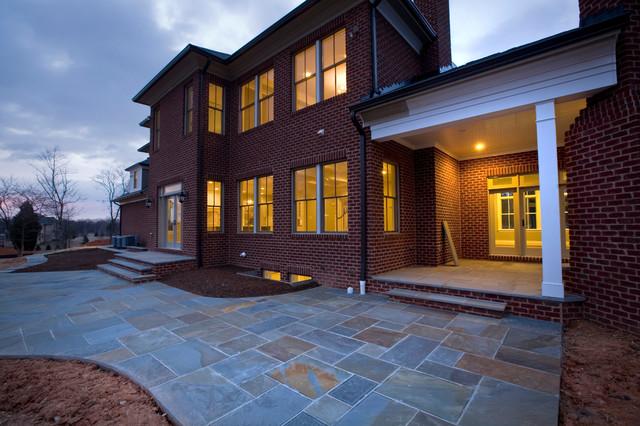 Worthington Green I traditional-patio
