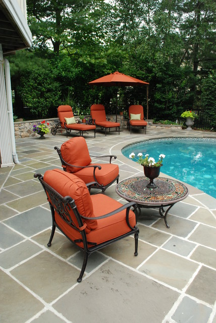 Wrenfield Residence traditional-patio