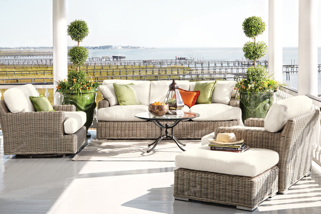 Arhaus · Furniture U0026 Accessories. Wyatt Outdoor Collection  Contemporary Patio