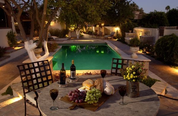 Xeriscape Gallery eclectic-patio