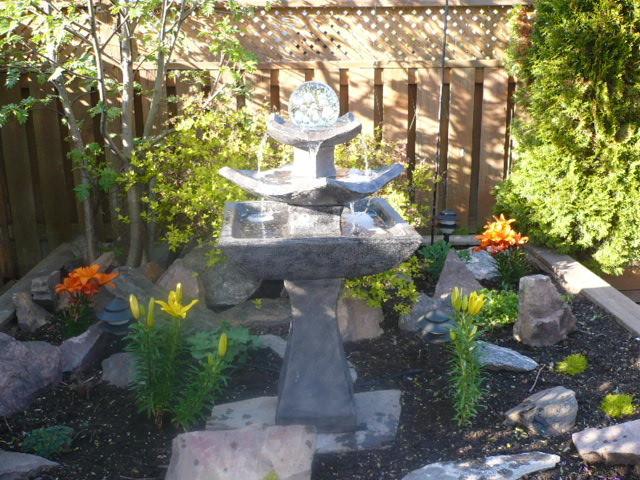 Zen Patio Garden Ideas Photograph   Zen Patio Ideas