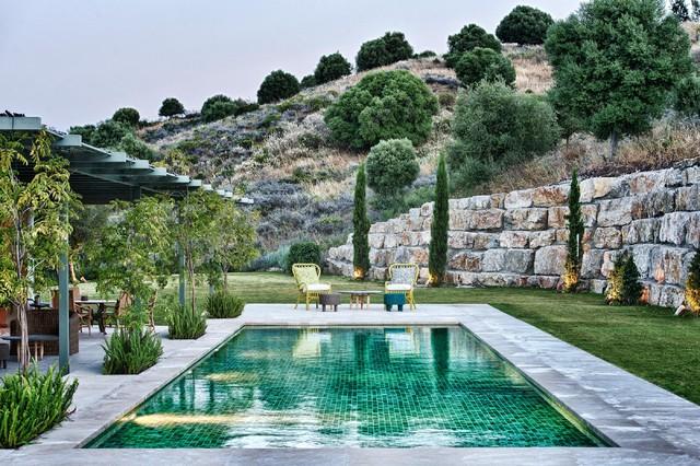 Casa en medio del campo en sotogrande country swimming - Swimming pool seville ...
